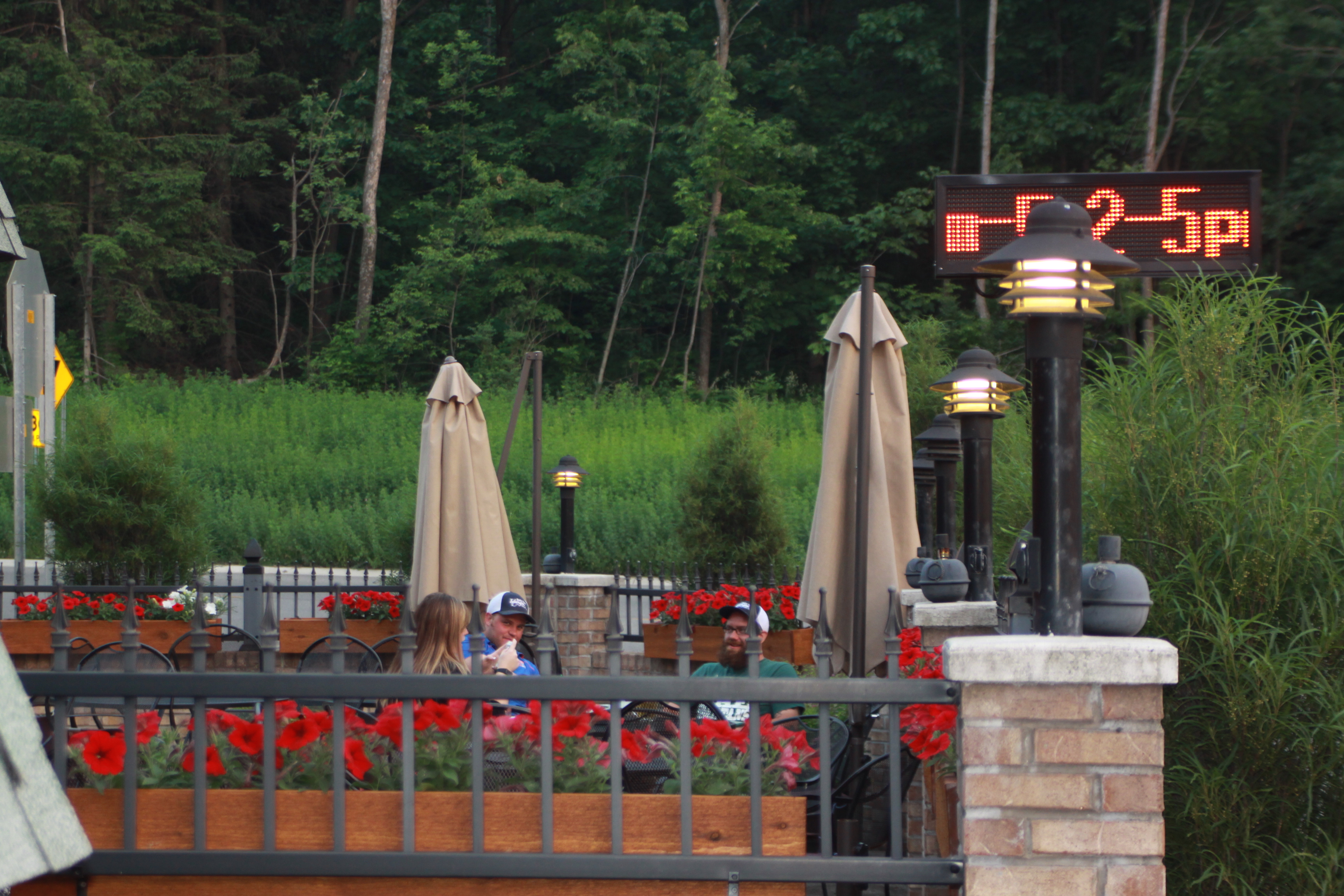 The Alibi Bar & Grill, ionia MI