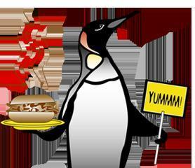 Penguin Ed's Bar-B-Que, Fayetteville AR