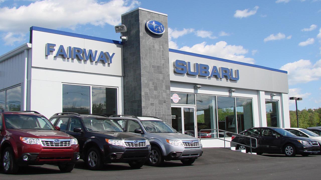 Fairway Subaru, Hazle Township PA
