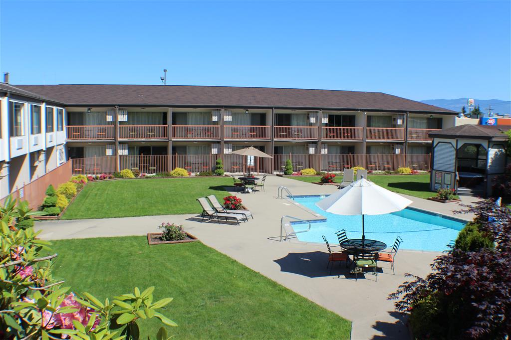 Best Western College Way Inn, Mount Vernon WA