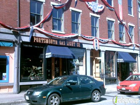 Portsmouth Gas Light Co, Portsmouth NH