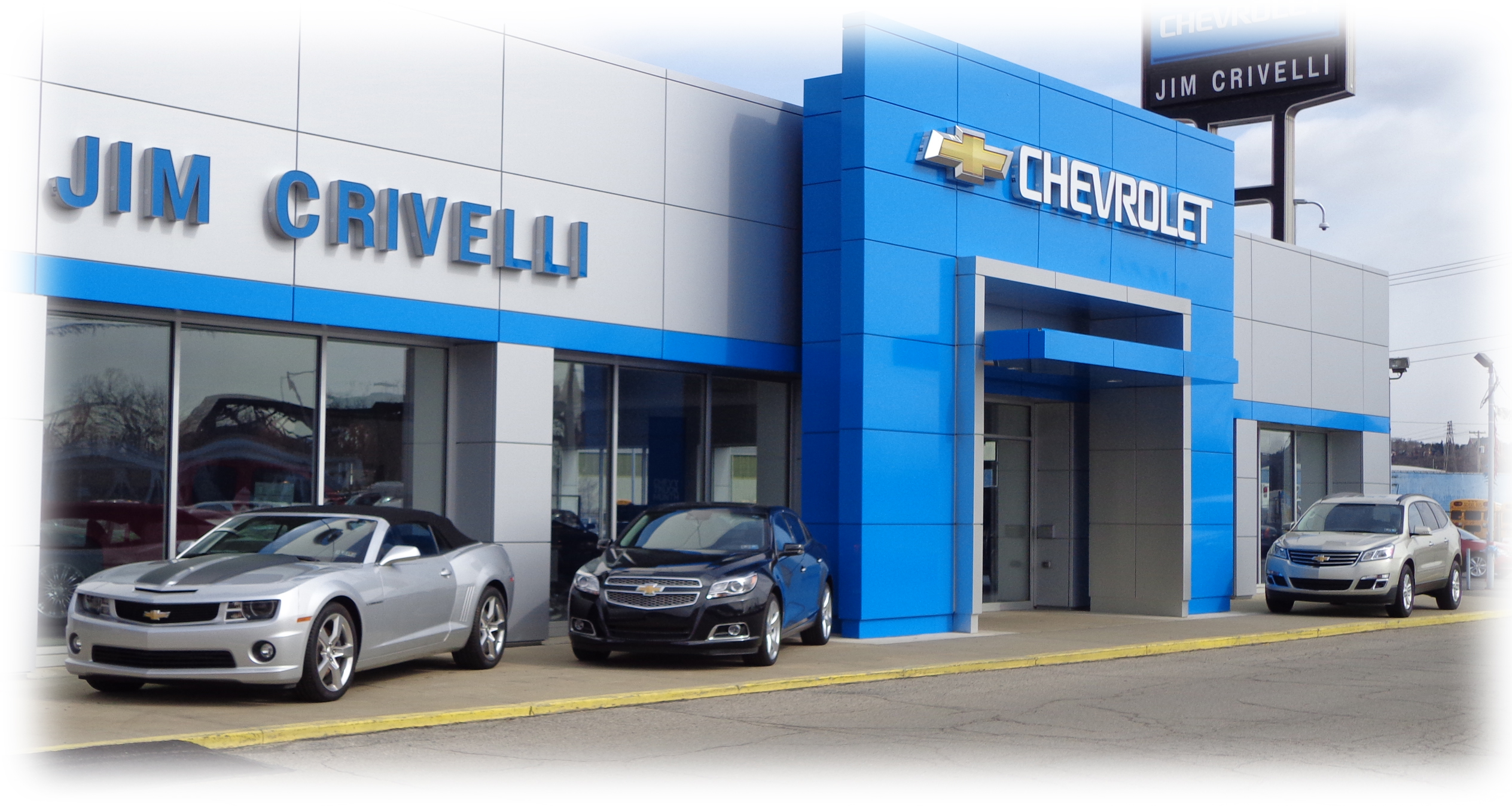Jim Crivelli Chevrolet, Mc Kees Rocks PA