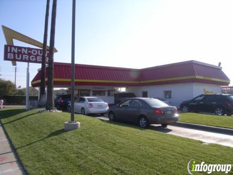 In-N-Out Burger, San Fernando CA
