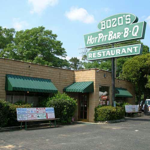 Bozo's Hot Pit Bar-B-Q, Mason TN