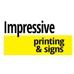 Impressive Printing & Signs