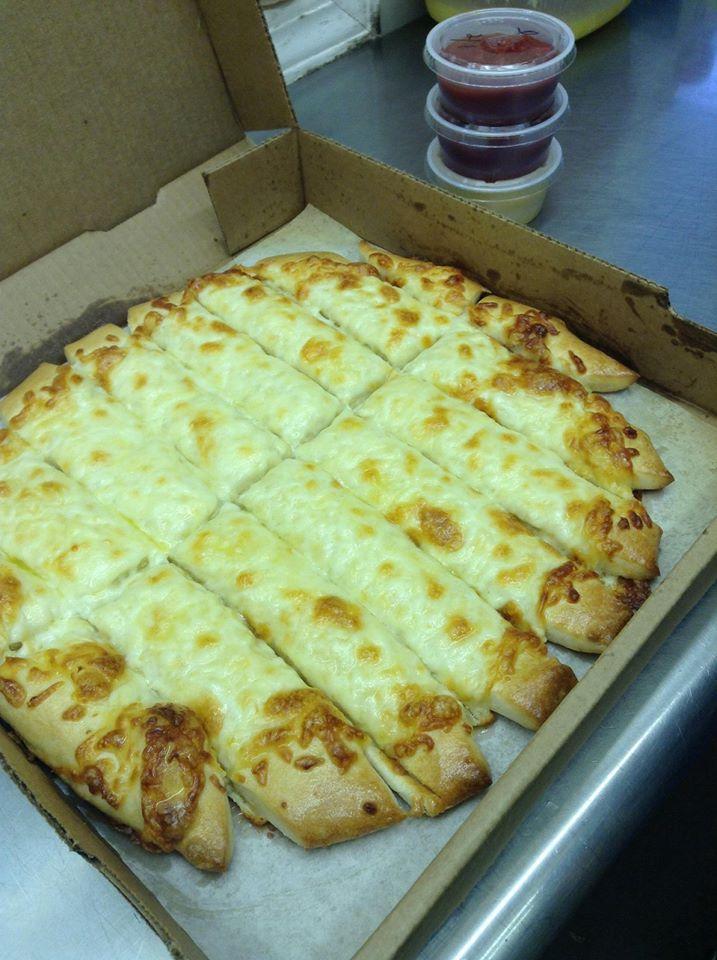 Curly's Pizza & Drive-Thru, Arlington OH