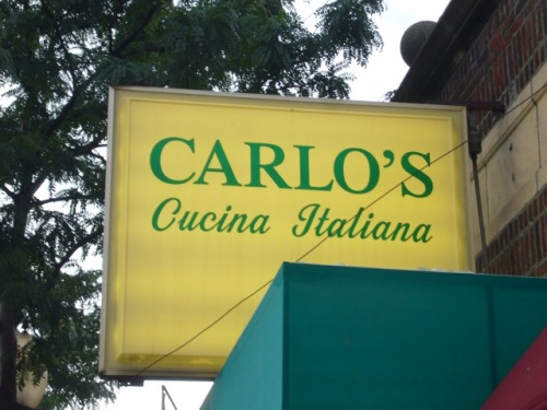 Carlos Cucina Italiana, Allston MA