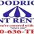 Goodrich Tent Rental