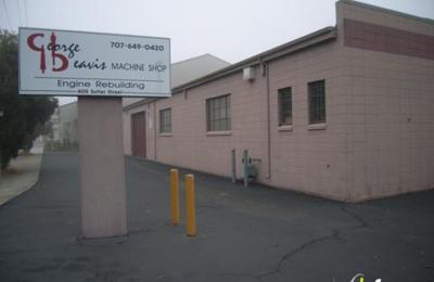 George Beavis Machine Shop - Vallejo, CA