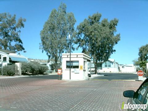 Green Valley RV Resort Park, Green Valley AZ