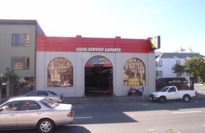 Midas Auto Repair San Francisco Geary Blvd - San Francisco, CA