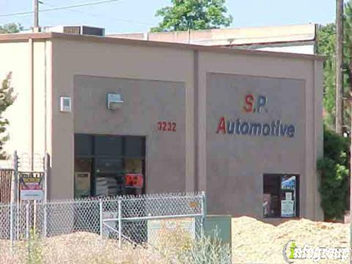 S P Automotive Supply - Martinez, CA
