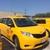 Yellow Checker Cab