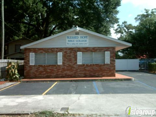 Blessed Hope School of Bible - Tampa, FL