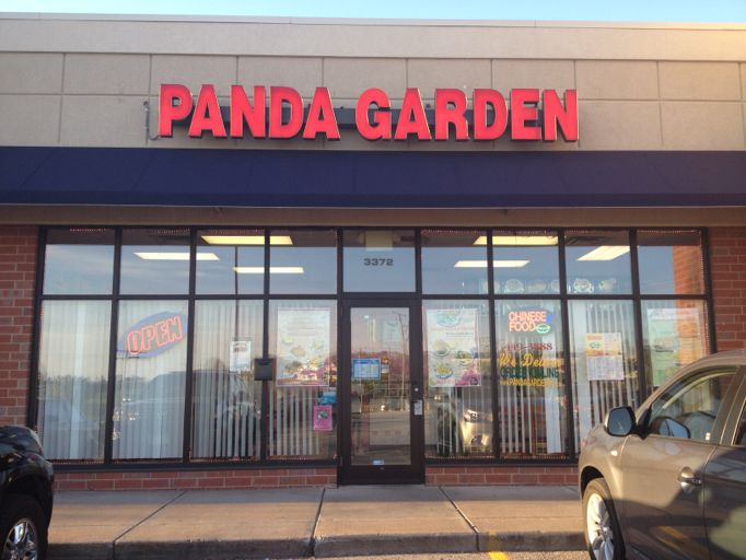 Panda Garden, Bettendorf IA