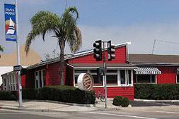 Harbor House Cafe, Dana Point CA