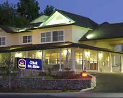 Best Western Cedar Inn & Suites, Angels Camp CA