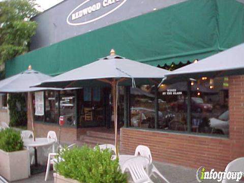 Cafe Redwood, Cotati CA