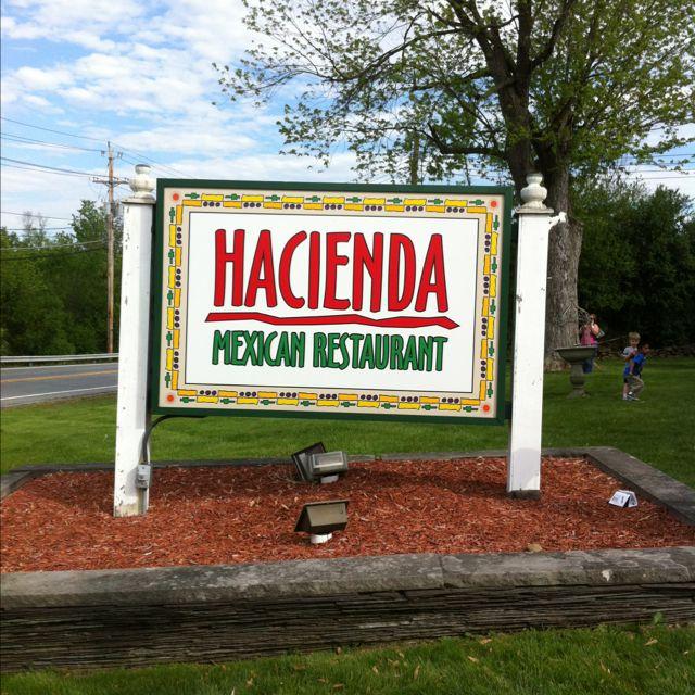 Hacienda Mexican Restaurant, Goshen NY