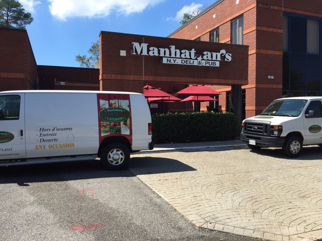 Manhattan's Fifth Avenue Catering, Newport News VA