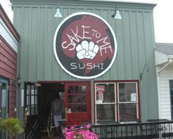 Saketome Sushi, Bigfork MT