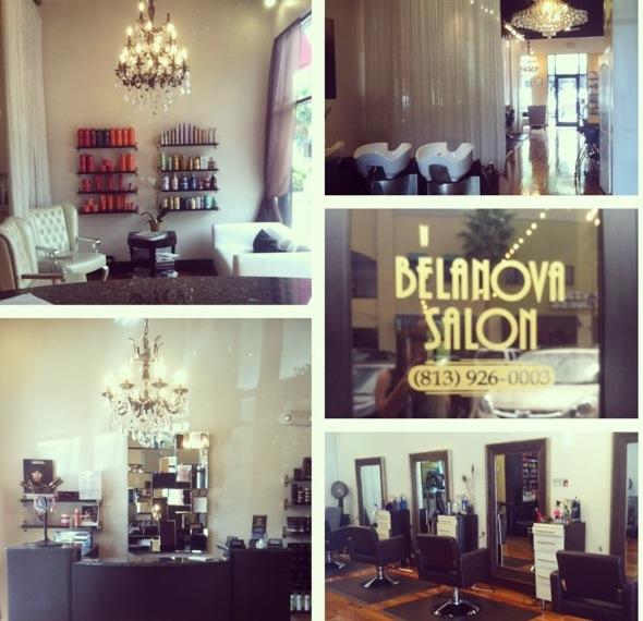 Belanova Salon, Tampa FL