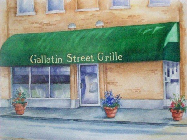 Gallatin Street Grille, Vandalia IL