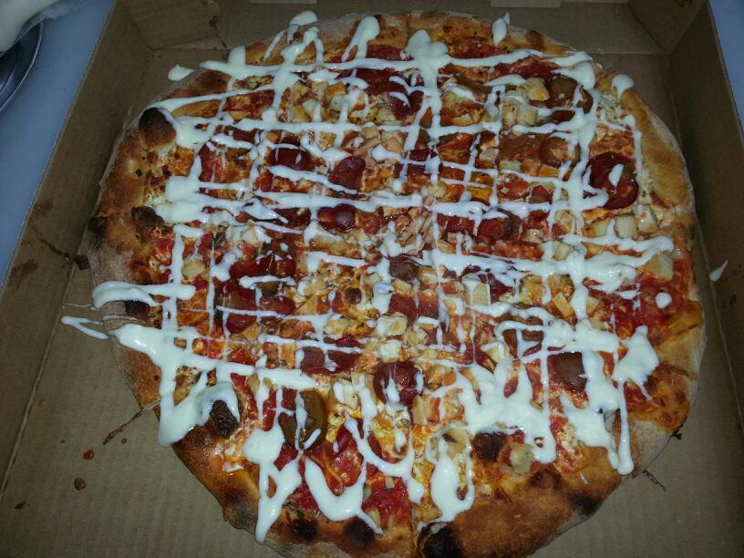 Little Mazen Pizza, Simsbury CT