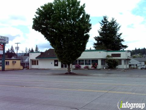 Lung Fung Restaurant, Scappoose OR