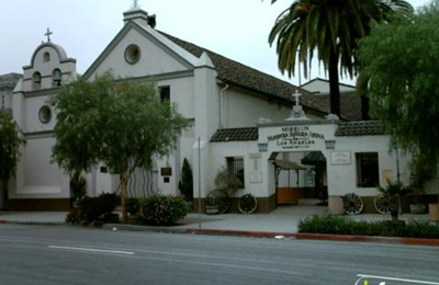Our Lady Queen of Angels Church - Los Angeles, CA
