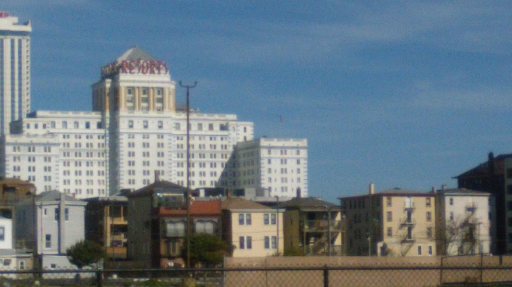 Resorts Casino Hotel, Atlantic City NJ