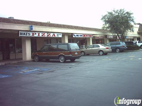 Mike's Pizza, San Dimas CA