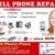 Cellular Cellphone Battery Repair Service