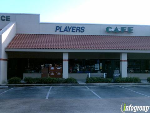 Players Cafe, Ponte Vedra Beach FL