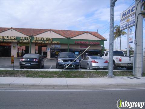 Superior Sound & Auto Accessories, Hialeah FL