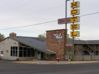 Silver Spur Motel, Burns OR