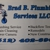 Brad B Plumbing Services, LLC