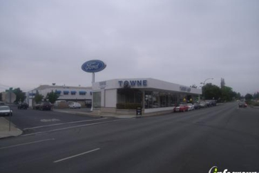 Towne Ford Sales & Leasing