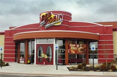 Red Robin Gourmet Burgers, Greensburg PA
