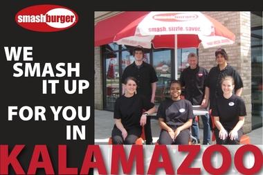Smashburger, Kalamazoo MI