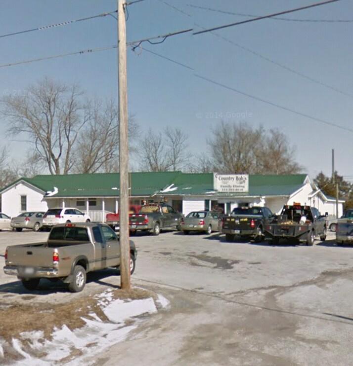 Country Bob's Cafe, Saint James MO