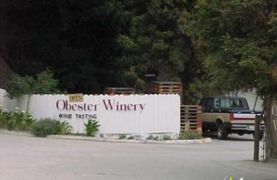 La Nebbia Winery - Half Moon Bay, CA