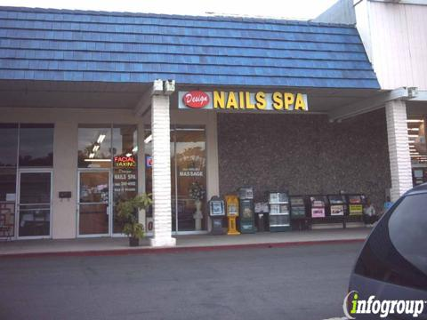 Design Nails Spa, Capistrano Beach CA