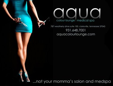 Aqua Color Lounge, Clarksville TN