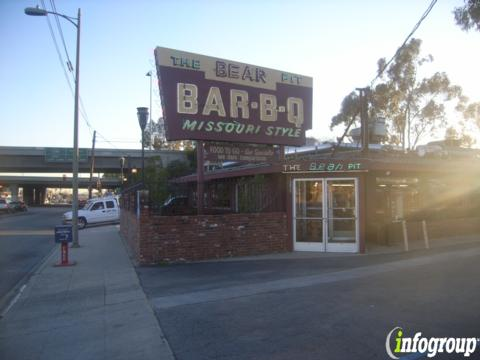 Bear Pit Bar-B-Que Restaurant, Mission Hills CA