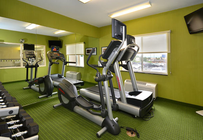 Fairfield Inn & Suites by Marriott Jefferson City, Jefferson City MO