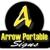 Arrow Portable Signs
