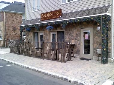 Bella Napoli Restaurant, Kenilworth NJ