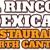 El Rincon Mexican Restaurant