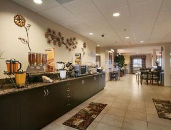 Microtel Inn & Suites by Wyndham Stanley, Stanley ND